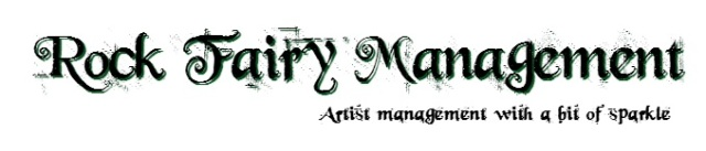 Rock Fairy Management Logo